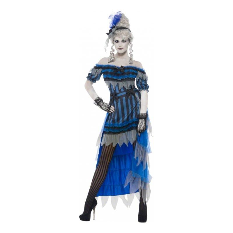 Saloongirl Halloween Maskeraddräkt - Medium