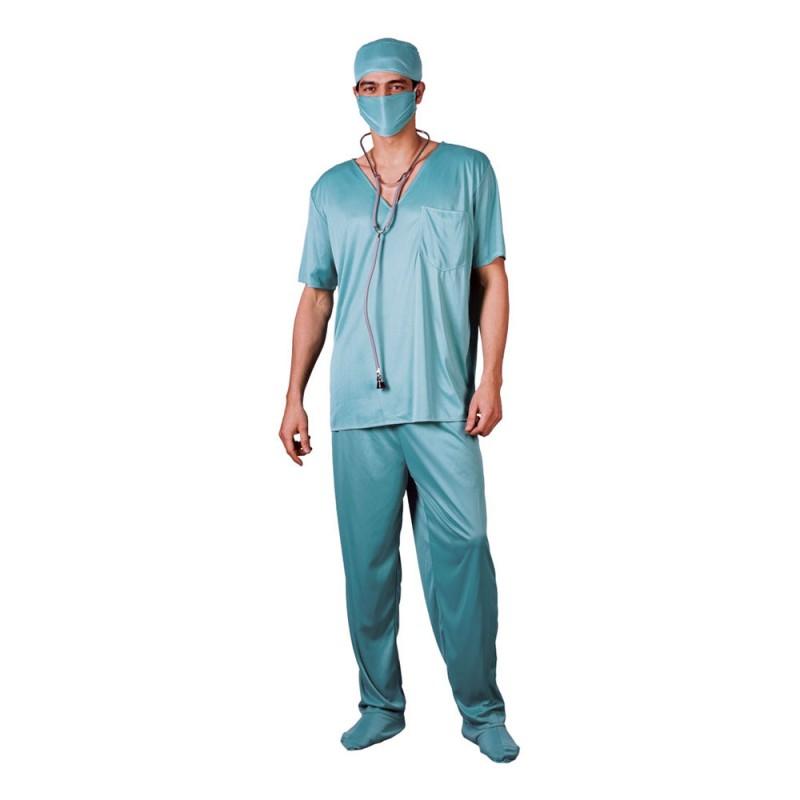 Kirurg Budget Maskeraddräkt - Small
