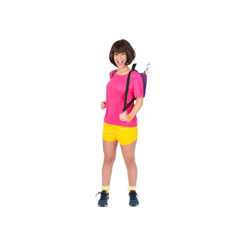 Dora Utforskaren Maskeraddräkt - Large