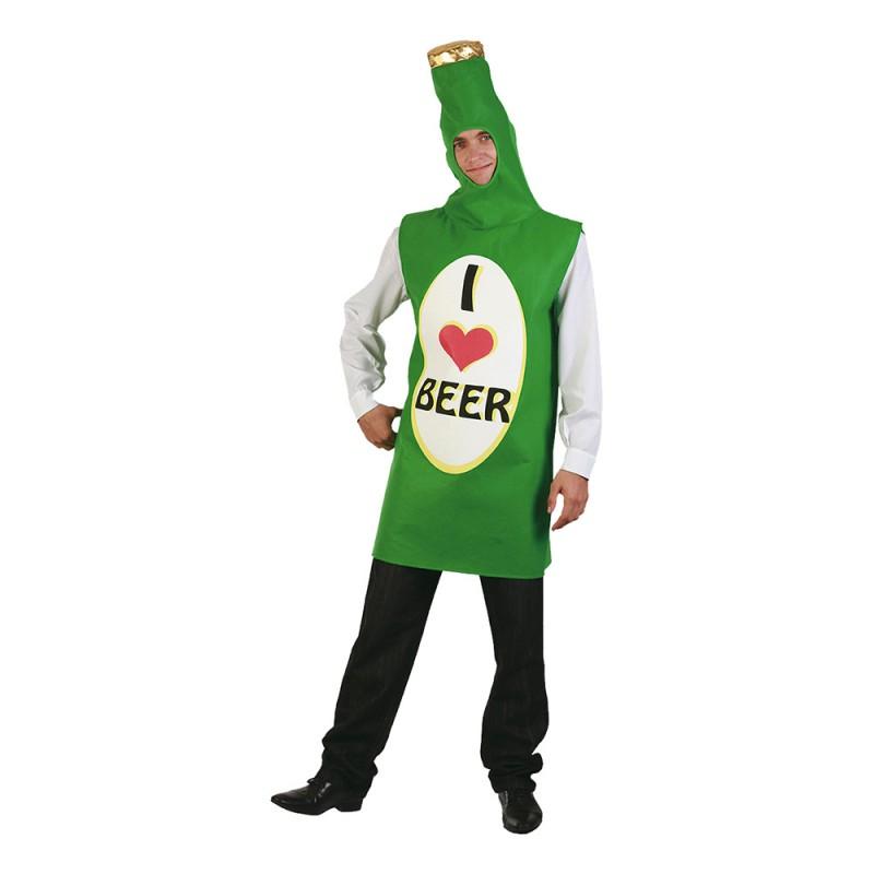 I Love Beer Maskeraddräkt - One size