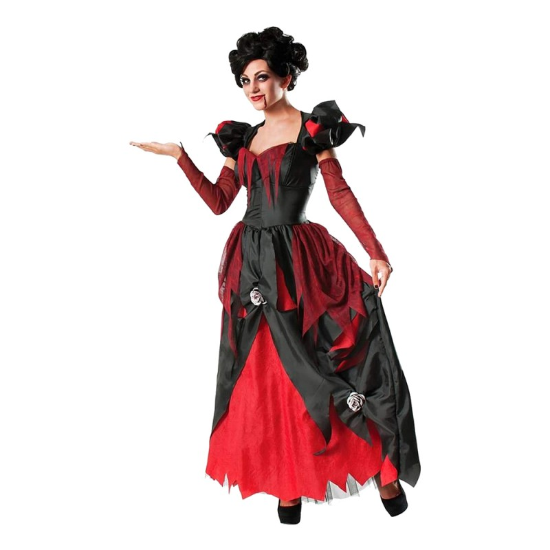 Sin Der Ella Halloweendräkt - X-Small