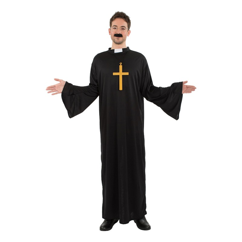 Kyrkoherde Maskeraddräkt - One size