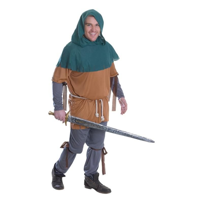 Prins John Maskeraddräkt - One size