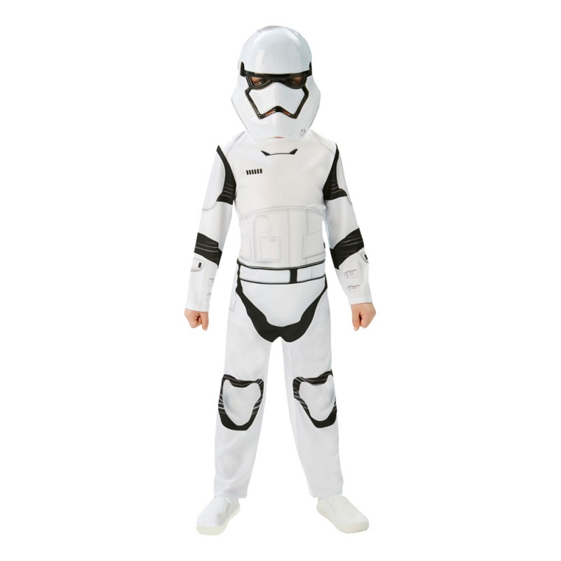 Stormtrooper TFA Barn Maskeraddräkt - Medium