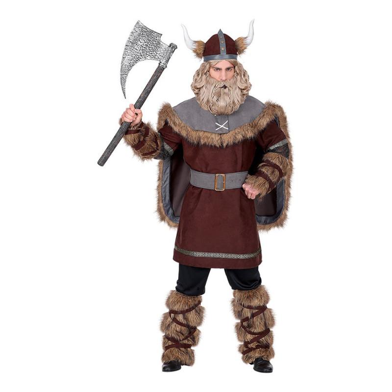 Viking Deluxe Maskeraddräkt - Small