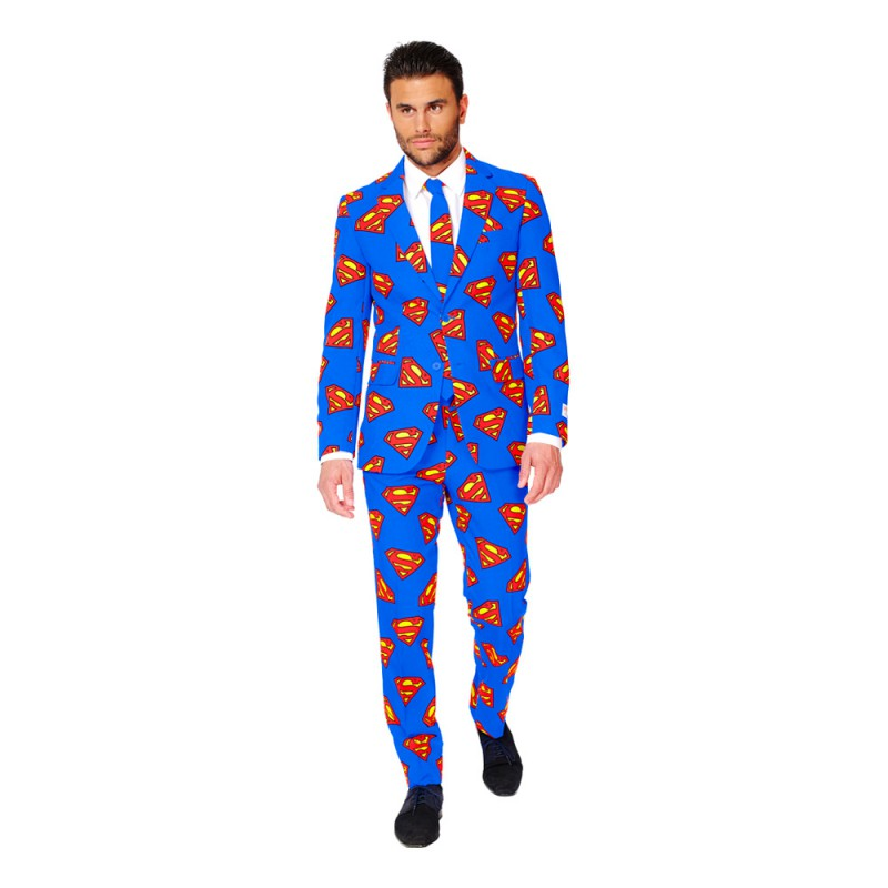 OppoSuits Superman Kostym - 46