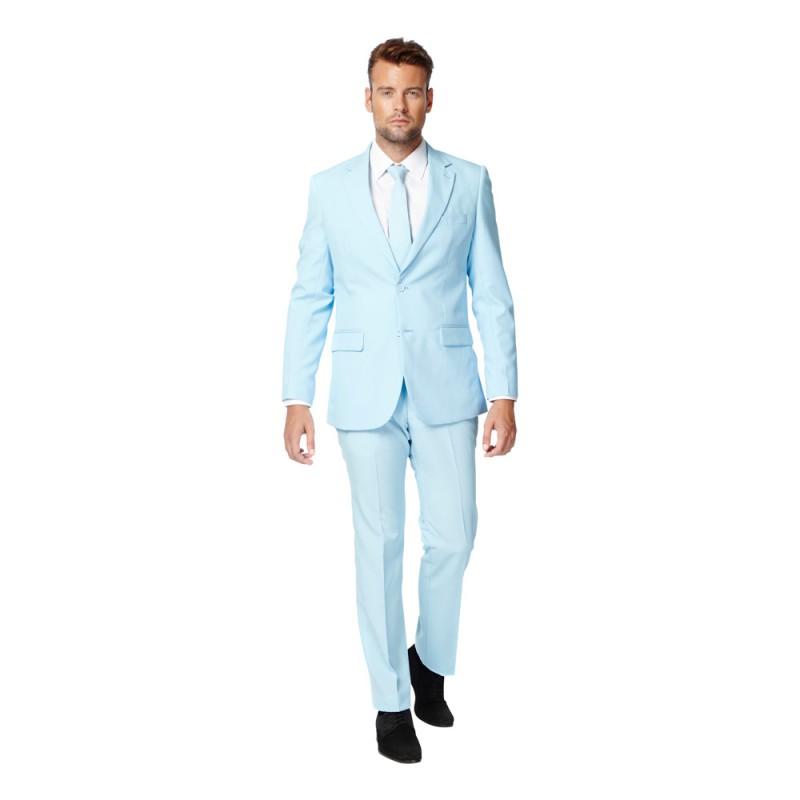 OppoSuits Cool Blue Kostym - 46
