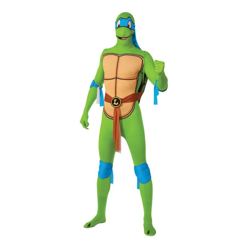 Leonardo Second Skin Maskeraddräkt - Medium