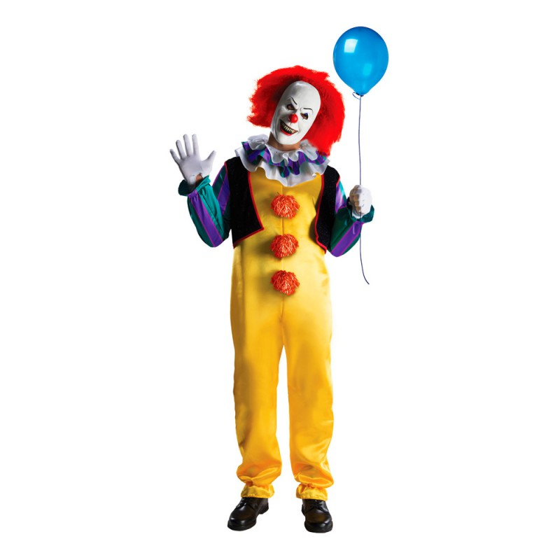 Pennywise Deluxe Maskeraddräkt - X-Small