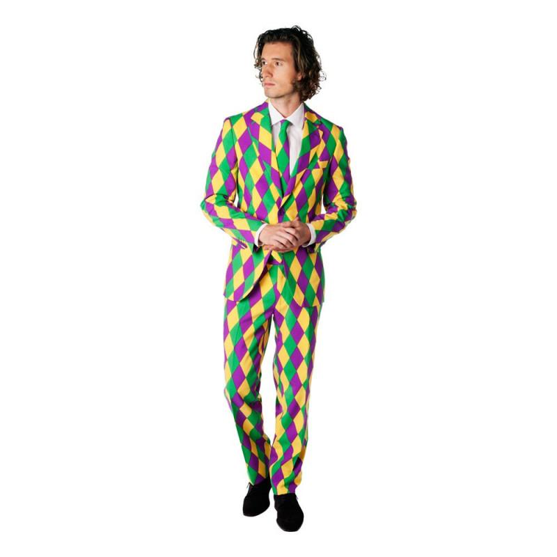 OppoSuits Harleking Kostym - 54