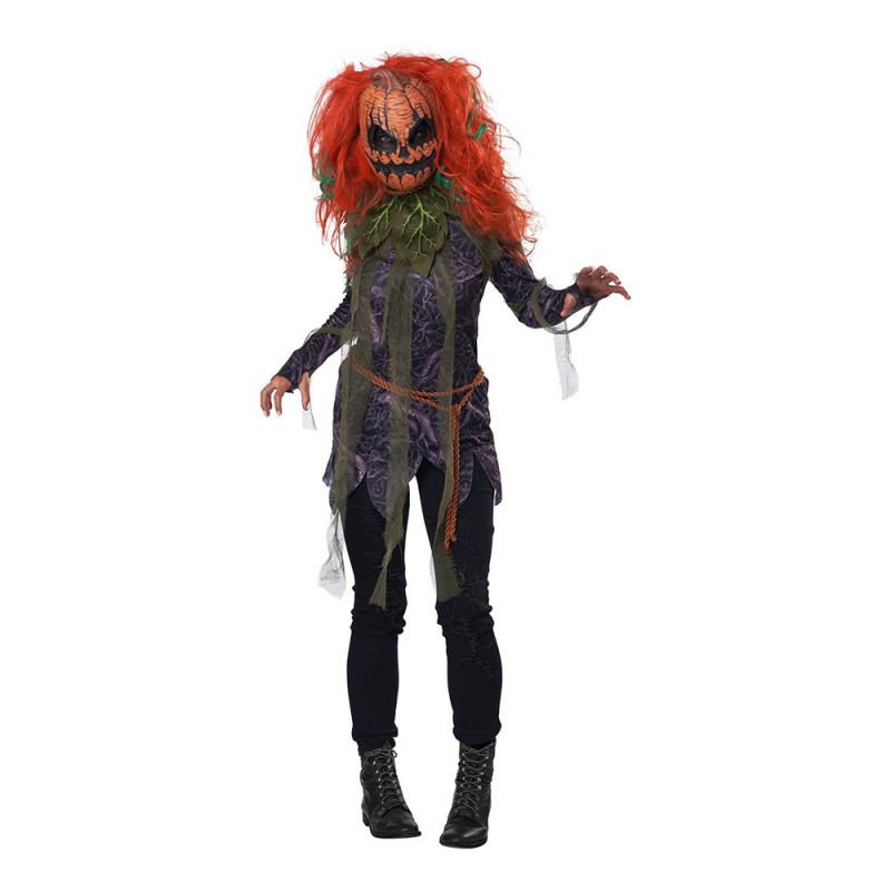 Pumpa Monster Maskeraddräkt - Small