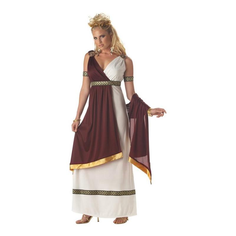 Romersk Kejsarinna Maskeraddräkt - Medium