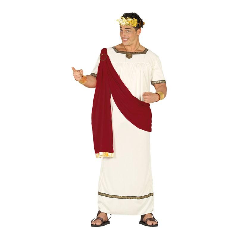 Augustus Caesar Maskeraddräkt - One size
