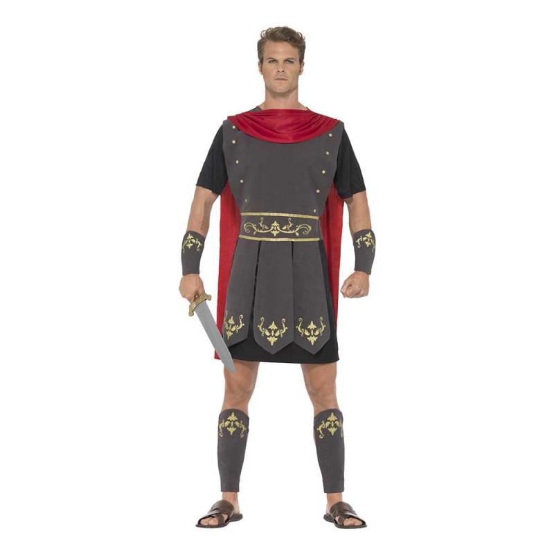 Romersk Krigare Maskeraddräkt - Large