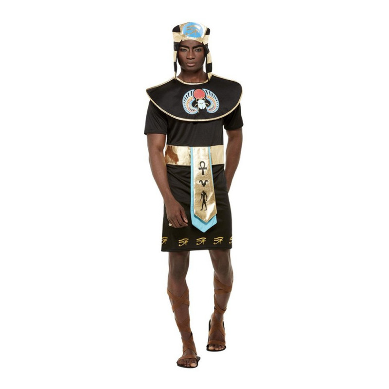 Egyptisk Kung Maskeraddräkt - X-Large