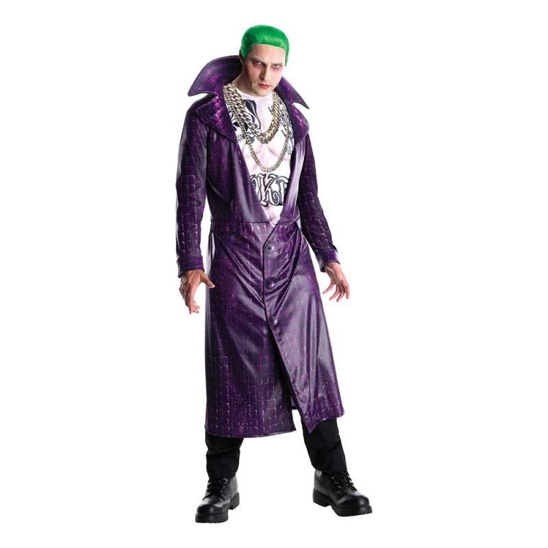 Suicide Squad Jokern Maskeraddräkt - Standard