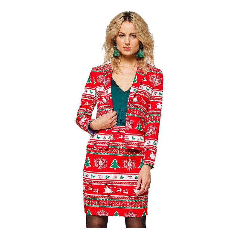 OppoSuits Winter Woman Kostym - 38