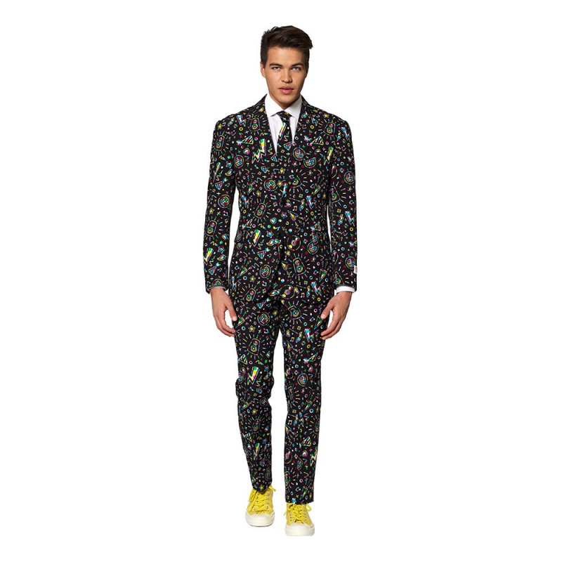 OppoSuits Disco Dude Kostym - 56