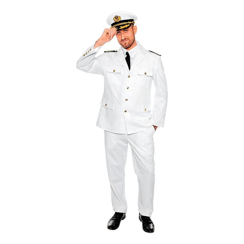 Kapten Deluxe Maskeraddräkt - Large