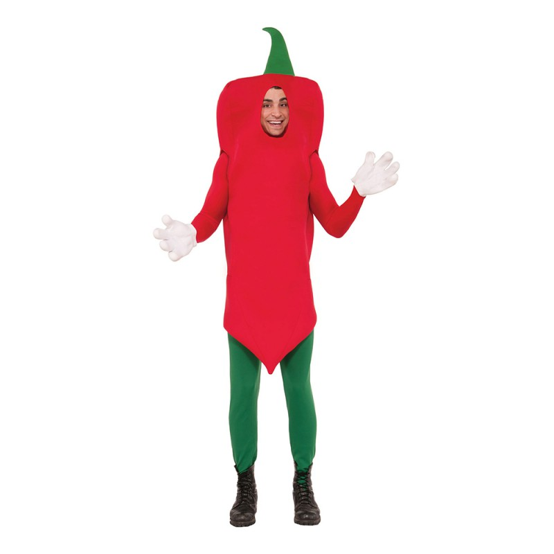Chili Maskeraddräkt - One size