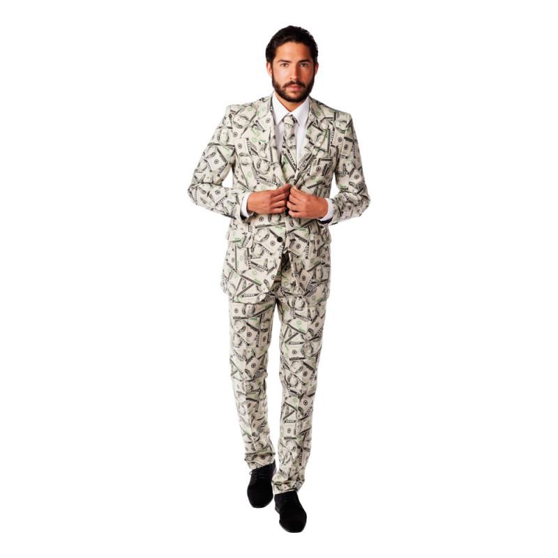 OppoSuits Cashanova Kostym - 48