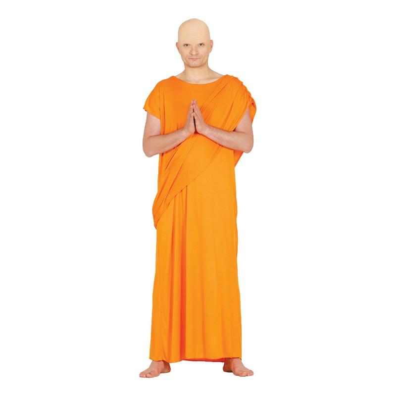 Hare Krishna Munk Maskeraddräkt - One size