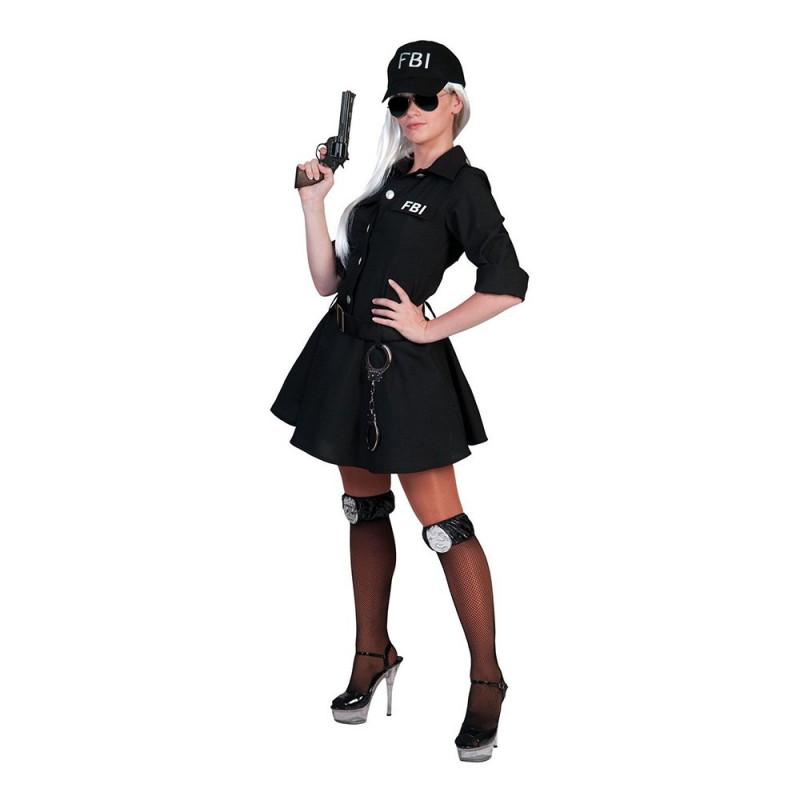 FBI Agent Dam Maskeraddräkt - Small