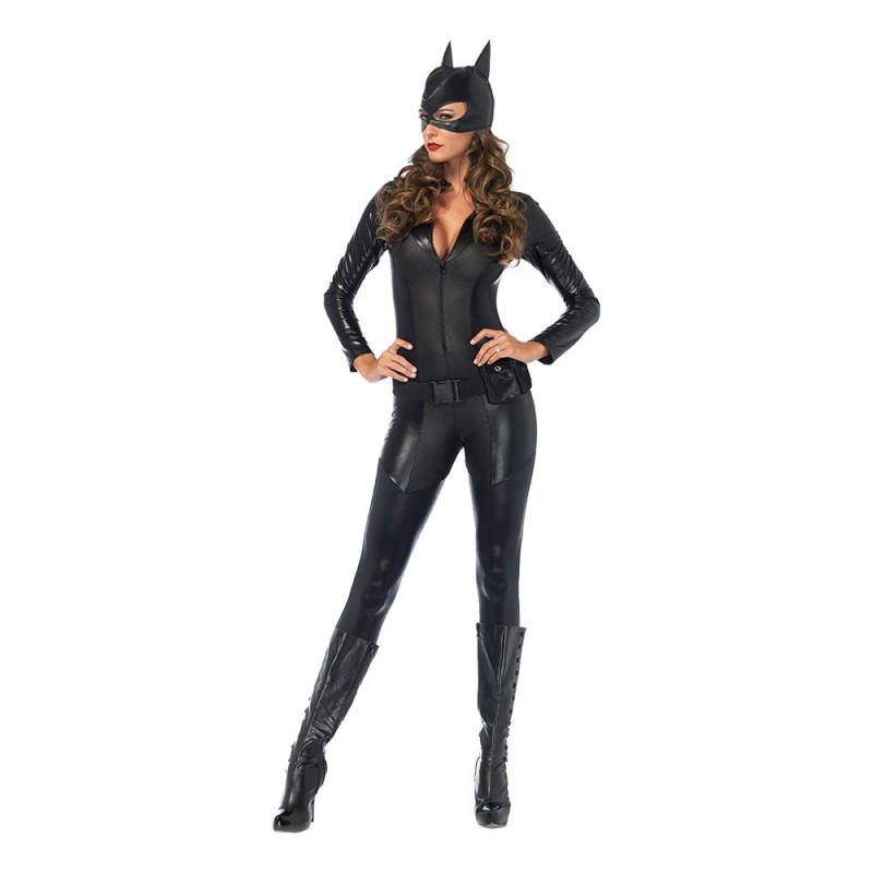 Batwoman Deluxe Maskeraddräkt - Large