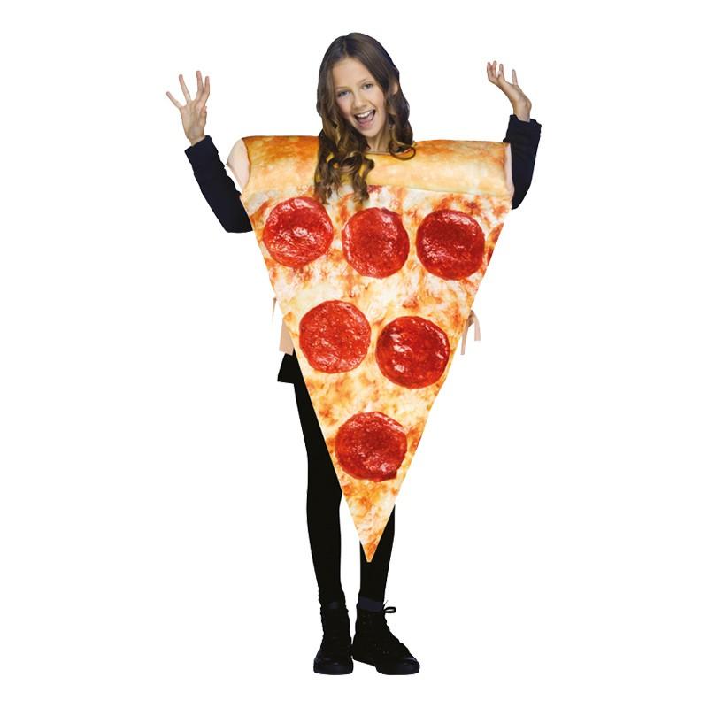 Pizza Barn Maskeraddräkt - One size