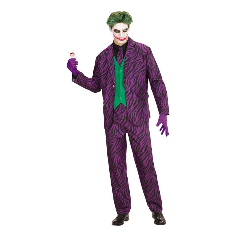 Evil Joker Maskeraddräkt - Small