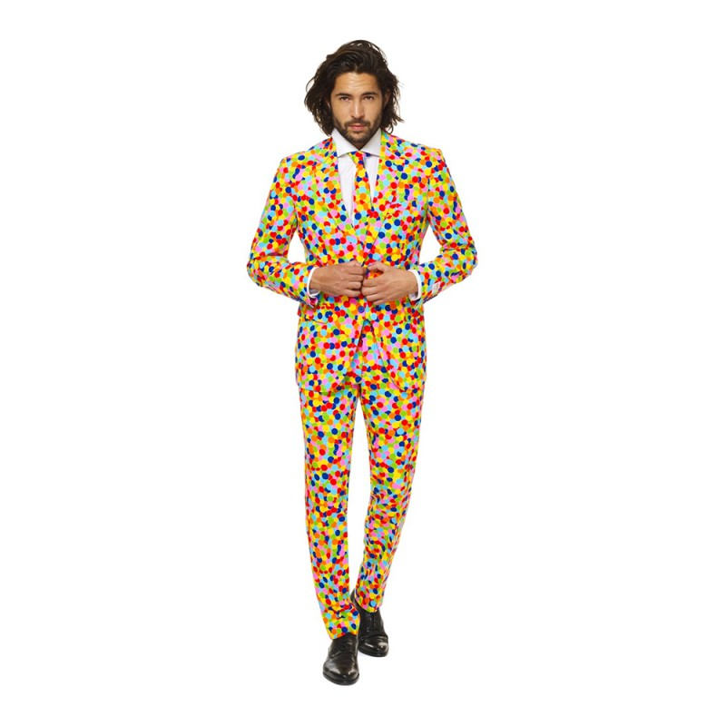 OppoSuits Confetteroni Kostym - 58