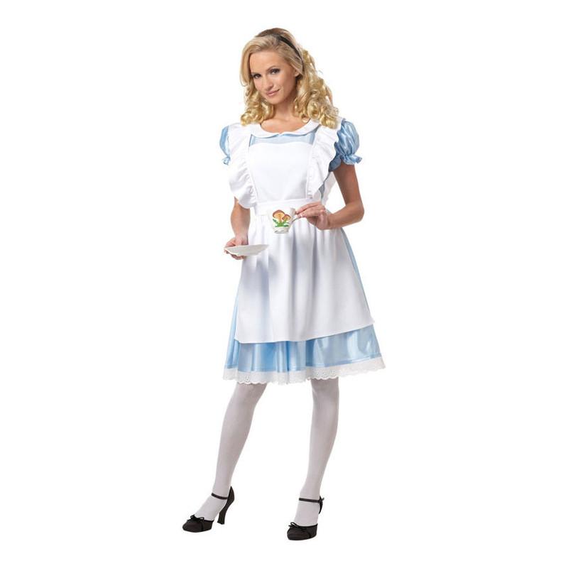 Alice i Underlandet Maskeraddräkt - Medium