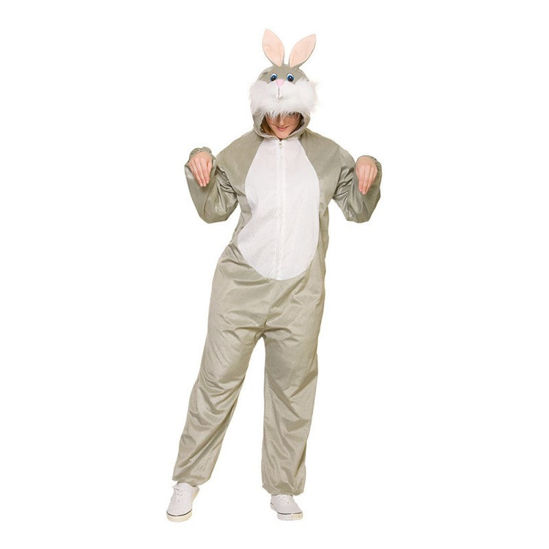 Kanin Jumpsuit Maskeraddräkt - One size