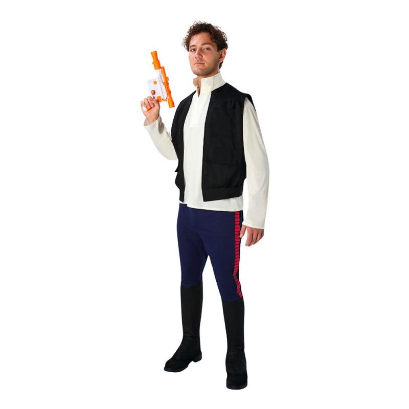 Star Wars Han Solo Deluxe Maskeraddräkt - Standard