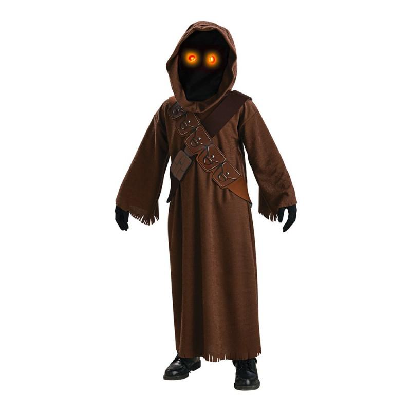 Star Wars Jawa Barn Deluxe Maskeraddräkt - Medium