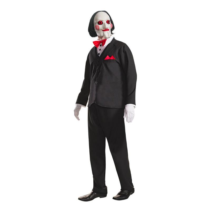Saw Puppet Deluxe Maskeraddräkt - Standard