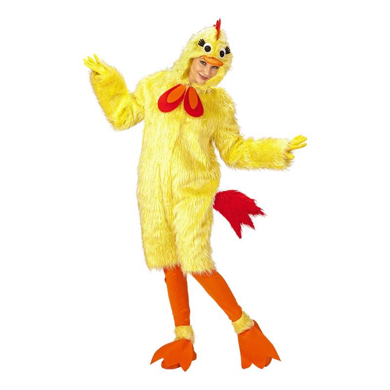Kyckling Maskeraddräkt - One size