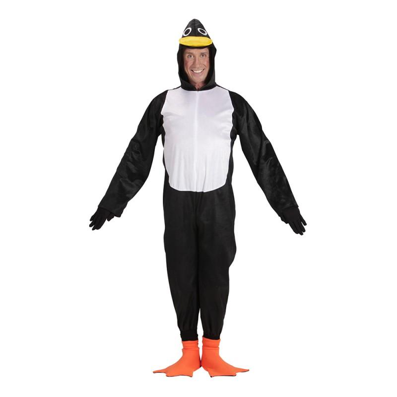 Pingvin Jumpsuit Maskeraddräkt - Small