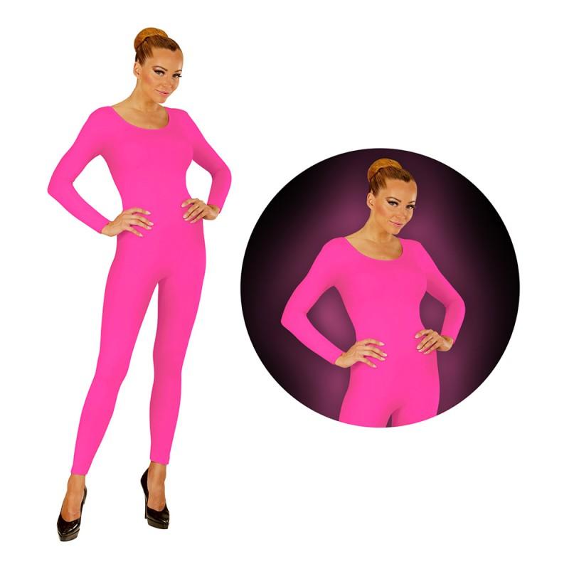 Bodysuit UV Neon Rosa - Small/Medium