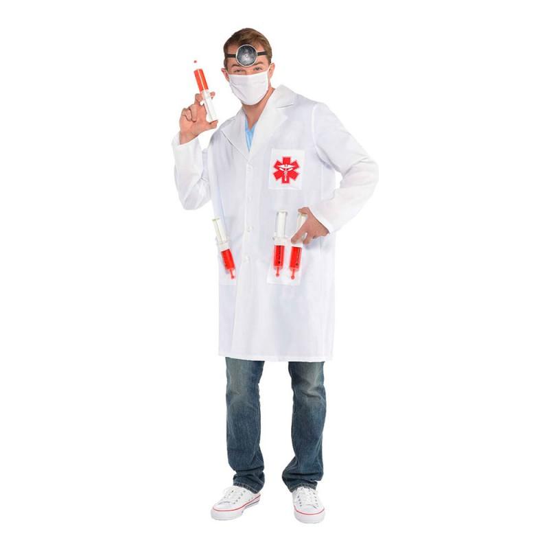 Dr. Hot Shot Maskeraddräkt - Standard