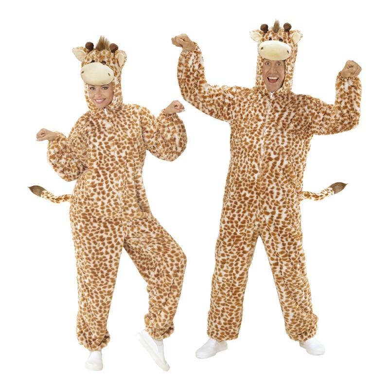 Giraff Maskeraddräkt - Medium