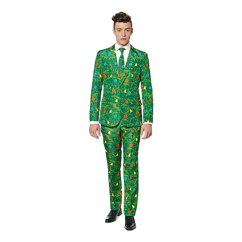 Suitmeister Julgran Kostym - Small