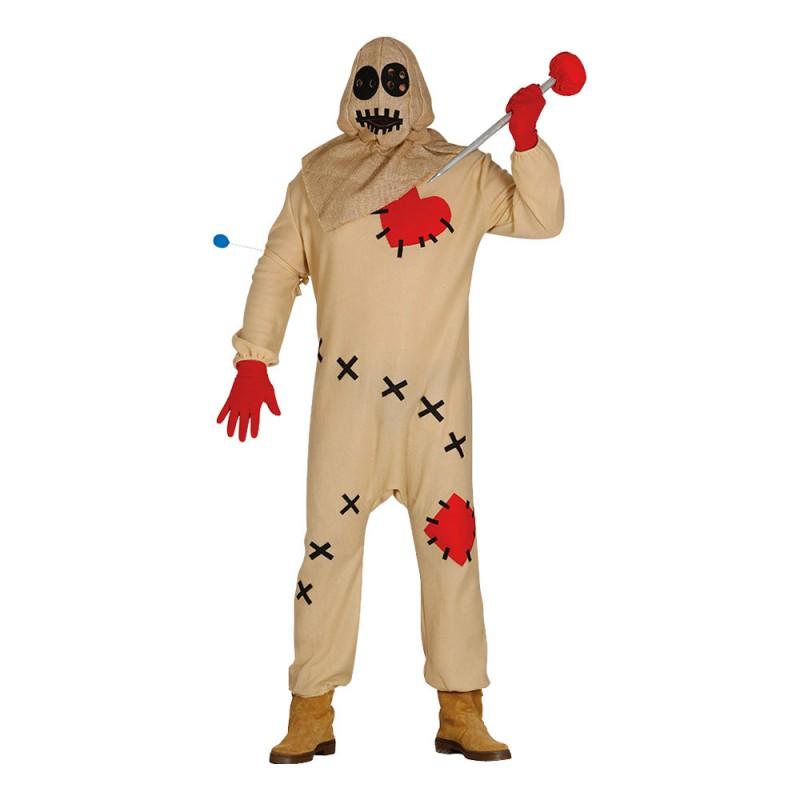Voodoo Docka Maskeraddräkt - One size