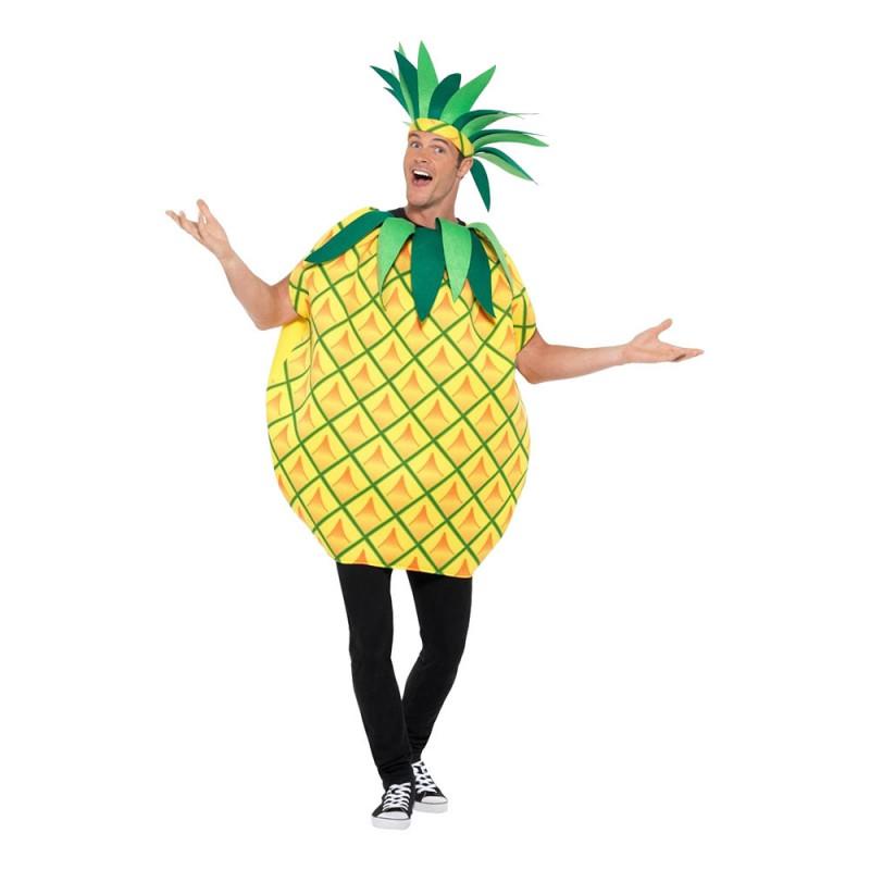 Ananas Maskeraddräkt - One size