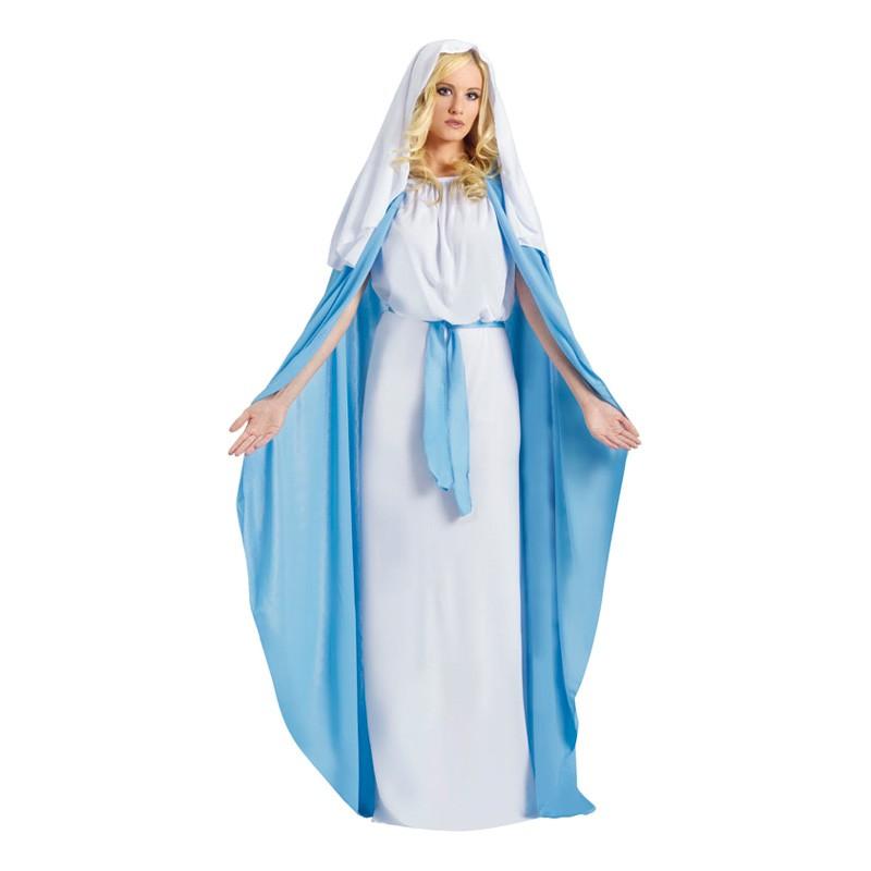 Jungfru Maria Maskeraddräkt - One size