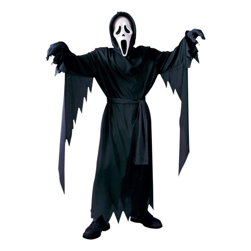 Scream Barn Maskeraddräkt - One size