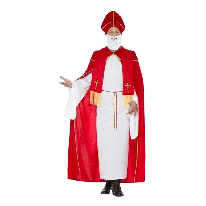 Saint Nicholas Maskeraddräkt - Medium