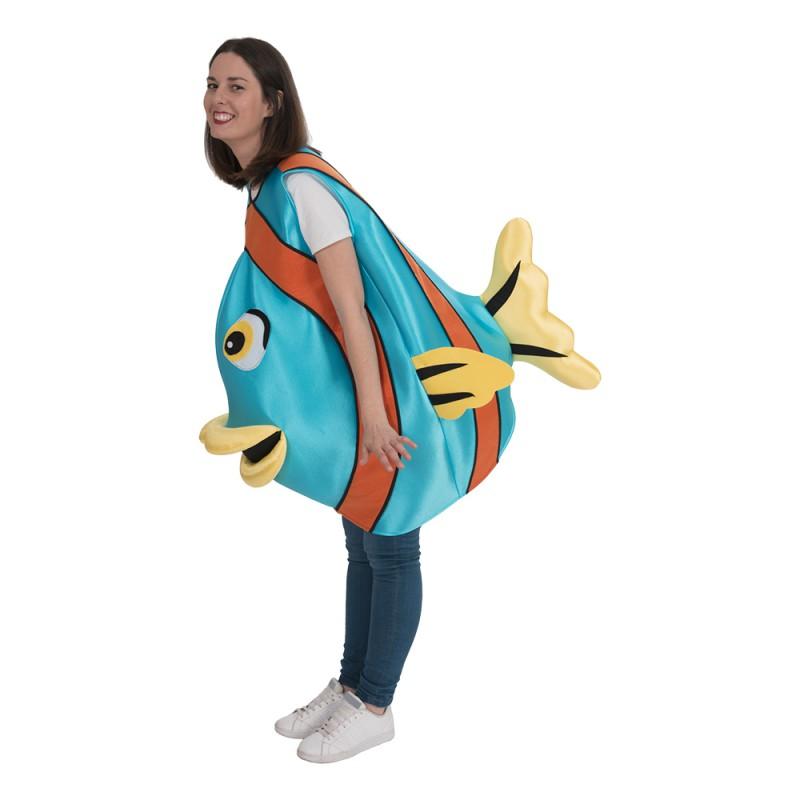Fisk Maskeraddräkt - One size