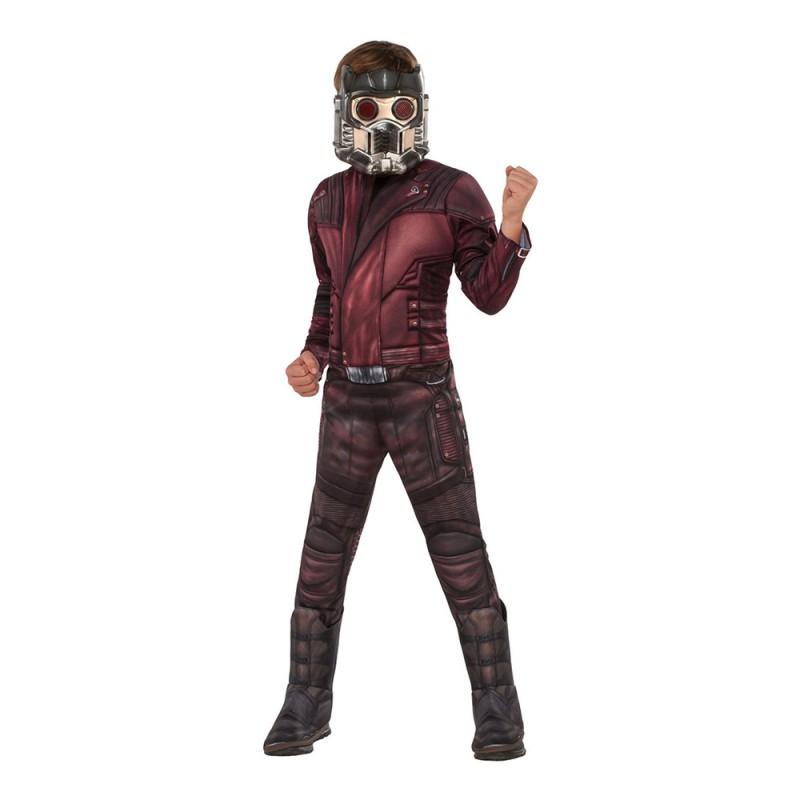 Star-Lord Deluxe Barn Maskeraddräkt - Small