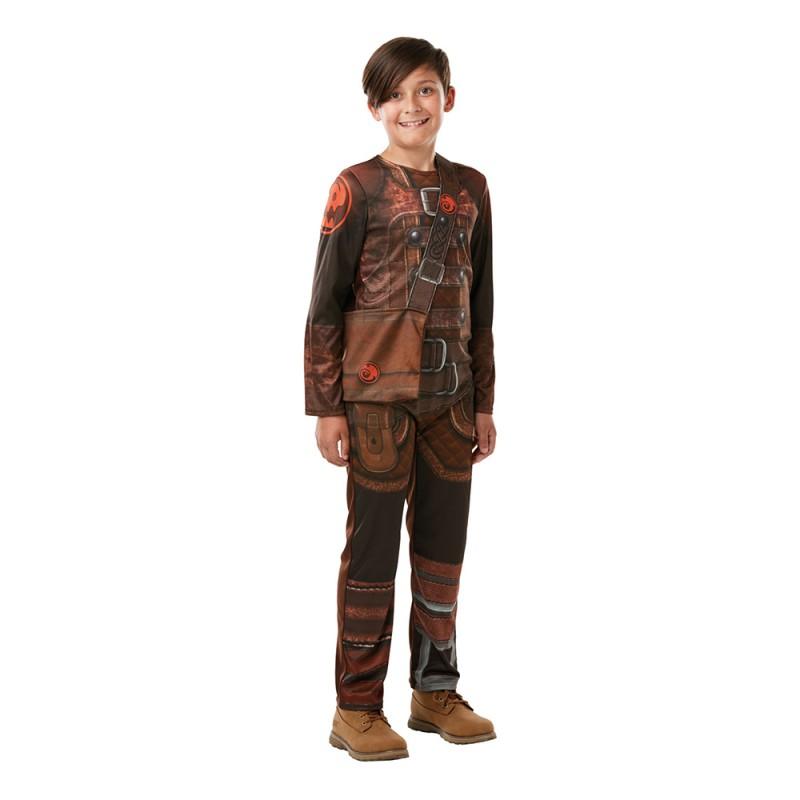 Hiccup Teen Maskeraddräkt - One size